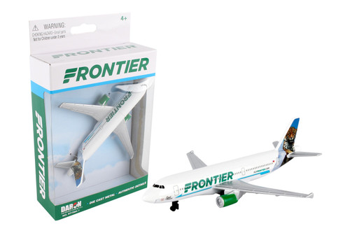 Frontier Single Plane