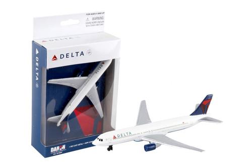 Delta 767 Single Plane