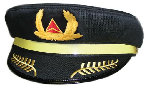 Delta Airlines Pilot Hat