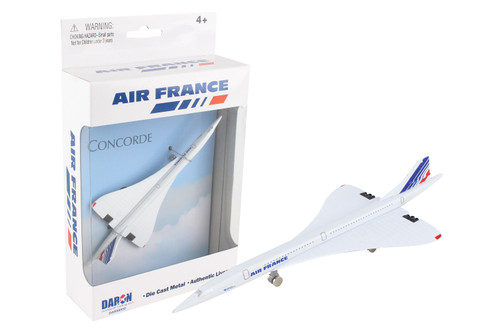 Air France Concorde Single Plane