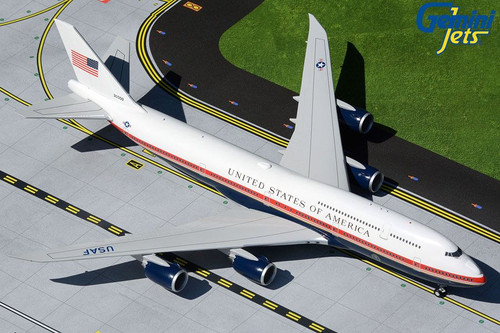 Gemini200 Air Force One 747-8 1/200 NEW LIVERY #30000 (**)