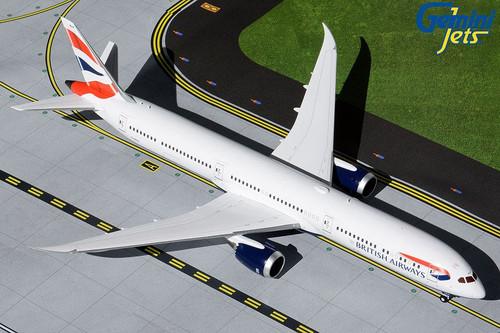 Gemini200 British 787-10 1/200 REG#G-ZBLA