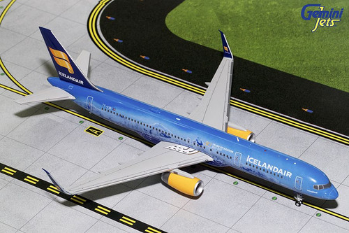 Gemini200 Icelandair 757-200S 1/200 80th Anniversary Reg# TF-FIR