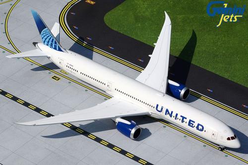 Gemini200 United 787-10 1/200 REG#N12010 NEW LIVERY
