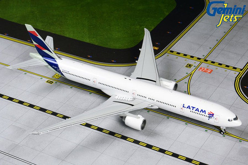 Gemini Latam 777-300ER 1/400 REG#PT-MUI