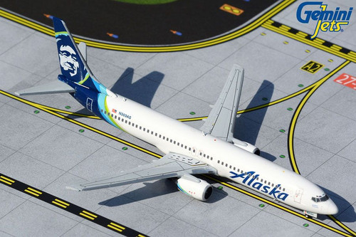 Gemini Alaska 737-900 1/400 REG#N303AS (**)