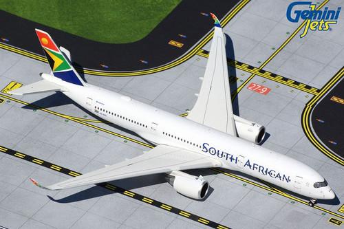GeminiJets South African A350-900 1/400 Reg# ZS-SDC