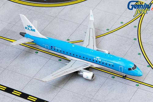 GeminiJets KLM E175 1/400 Reg# PH-EXU