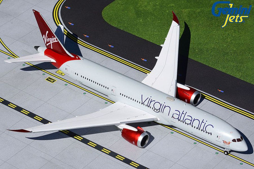 Gemini200 Virgin Atlantic 787-9 1/200 Reg# G-VZIG