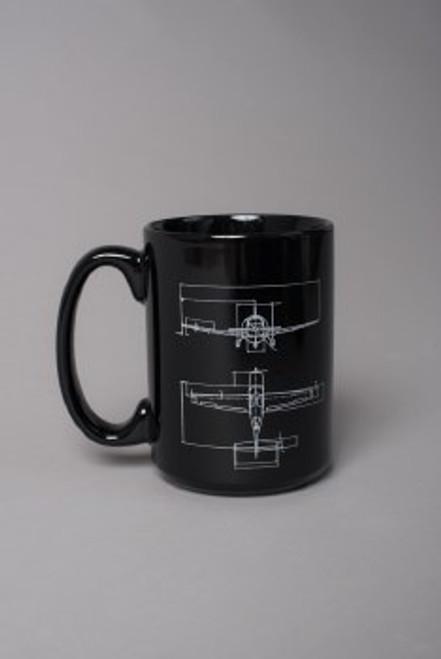 Cirrus SR CAD Mug
