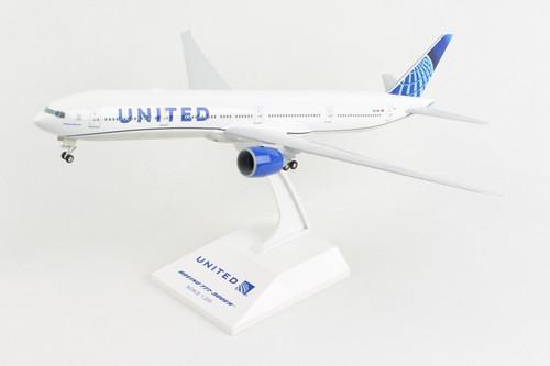 SKYMARKS United 777-300 W/Gear 2019 New Livery