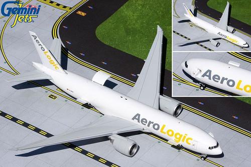 Gemini200 Aerologic 777F 1/200 Interactive Reg# D-AALD