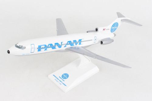 SKYMARKS Pan Am 727-200 1/150 Clipper Charmer Reg# N4734