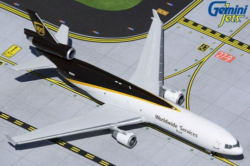 Gemini UPS MD-11F 1/400 Reg# N281UP