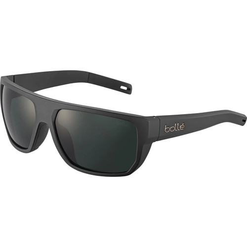 Bolle Vulture Sunglasses - Matte Black, TNS