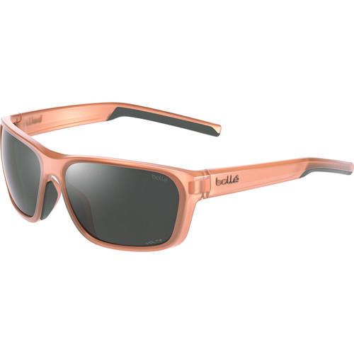 Bolle Strix Sunglasses - Peach Matte, Volt+ Cold White Polarized