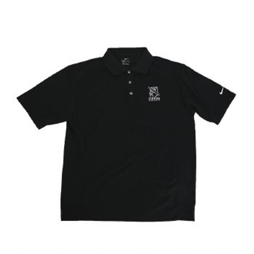 Cirrus Classic Nike Polo - Black