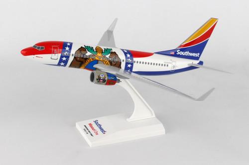 SKYMARKS Southwest 737-700 1/130 Missouri One