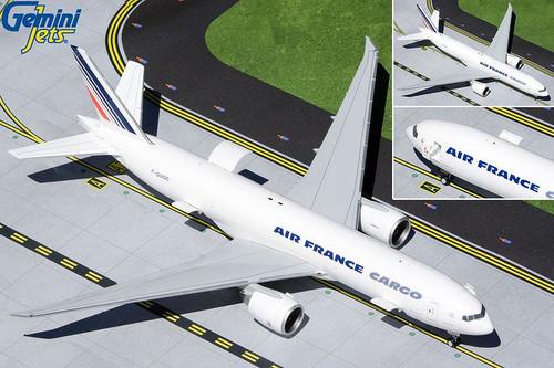 Gemini200 Air France Cargo 777F 1/200 Interactive Reg F-GUOC