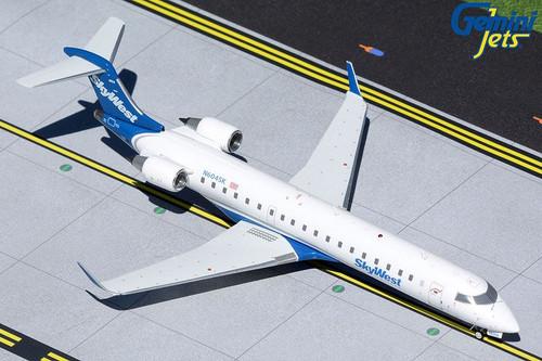 Gemini200 Skywest CRJ700 1/200 Reg# N604SK