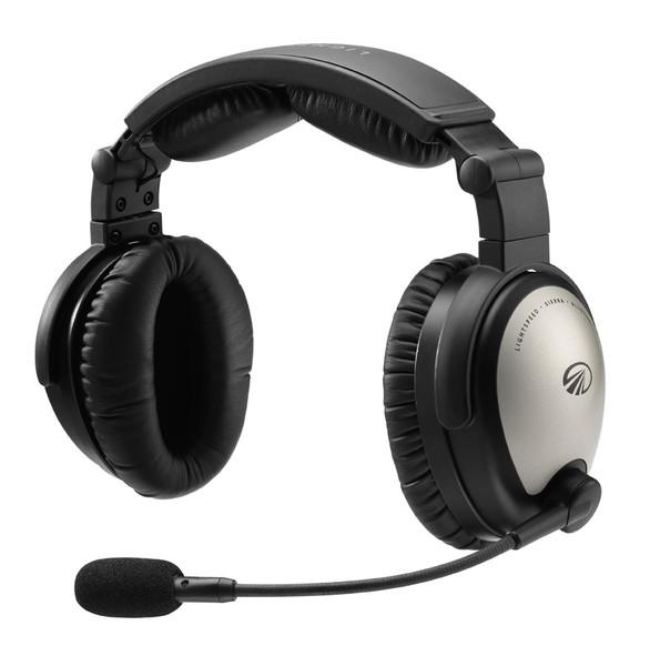 Lightspeed Sierra Headset Dual GA Plugs