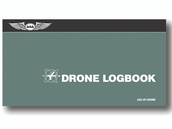 ASA The Standard Drone Logbook