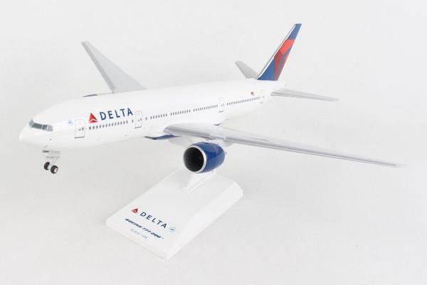 SKYMARKS Delta 777-200 1/200 W/Gear 2007 Livery