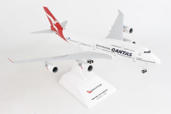 Skymarks Qantas 747-400 1/200 Final Flight REG#VH-OEJ
