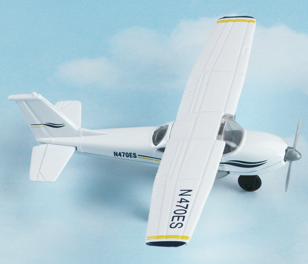 Hot Wings Cessna 172