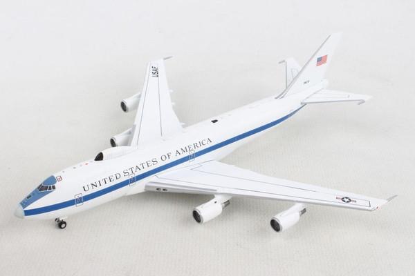 GeminiMacs USAF E4B 1/400 73-1676 w/antenna