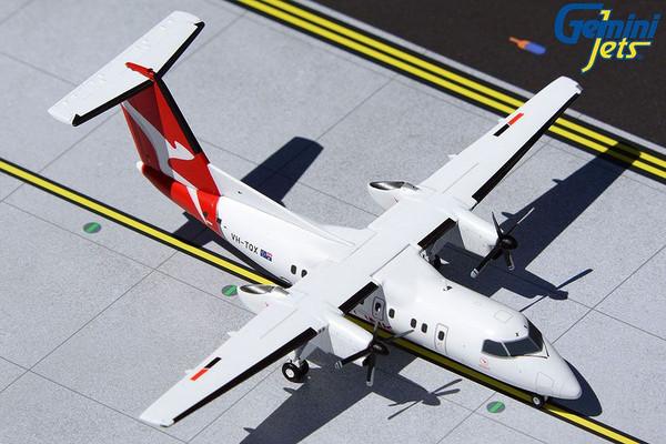 Gemini200 QantasLink Dash8-200 1/200 REG#VH-TQX