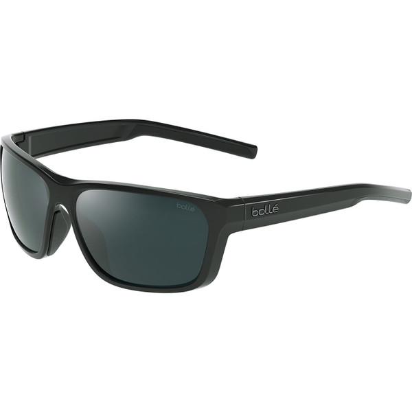 Bolle Strix Sunglasses - Shiny Black, TNS
