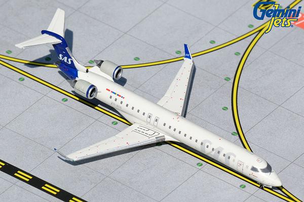 Gemini SAS CRJ900 1/400 REG#ES-ACG NEW LIVERY