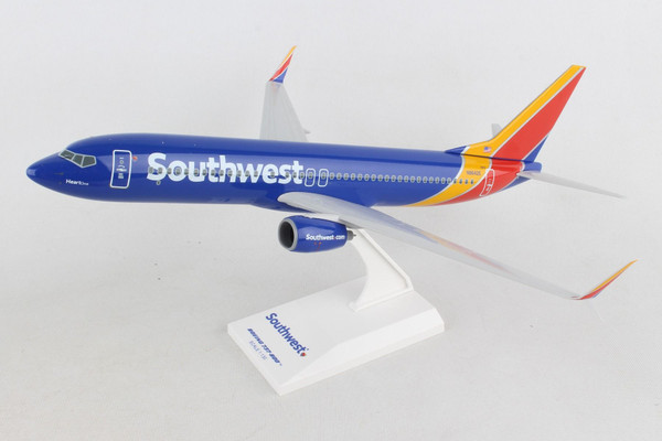 SKYMARKS Southwest 737-800 1/130 New Livery Heart One