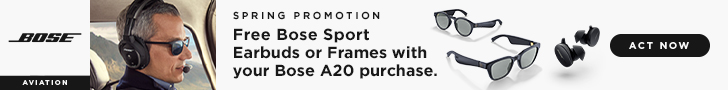 Bose A20 Spring Promotion