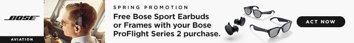 Bose Proflight Series 2 Spring Promotion