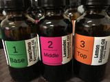 Steam Distilled Essential Oils
