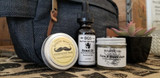 Men's Shaving Kit (Deluxe Shown)