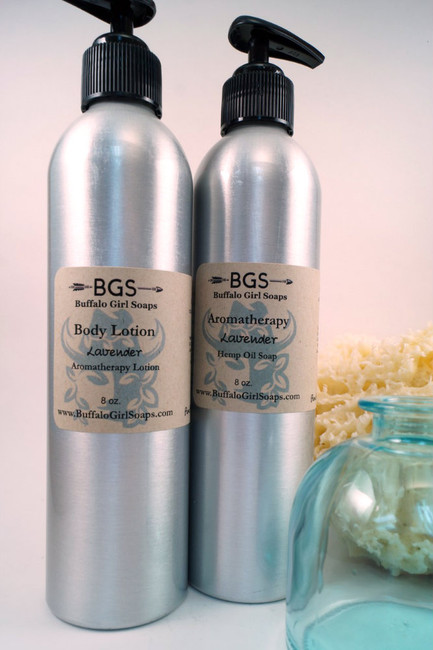 Aromatherapy Bath Set