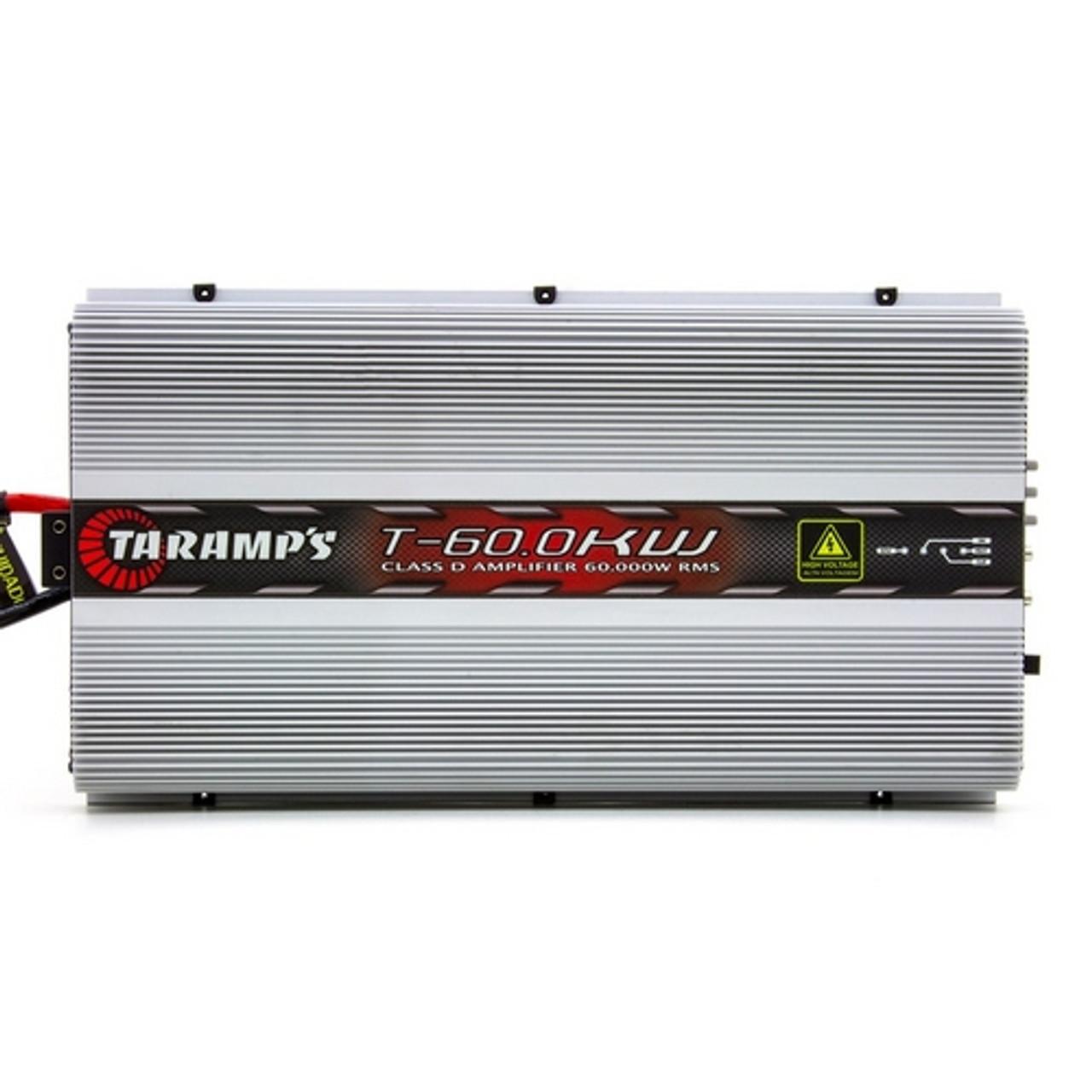 Taramp's T 60 0KW High Power Car Amplifier - 0 5 Ohm