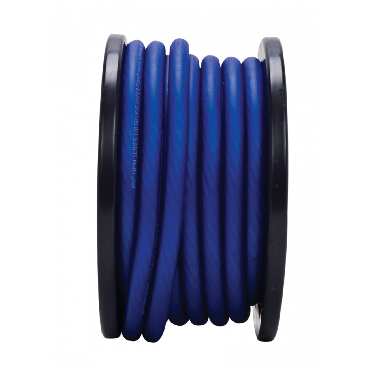5 ft STINGER HPM SHW10B 1//0 GAUGE POWER GROUND WIRE TRANSLUCENT BLUE JACKET NEW