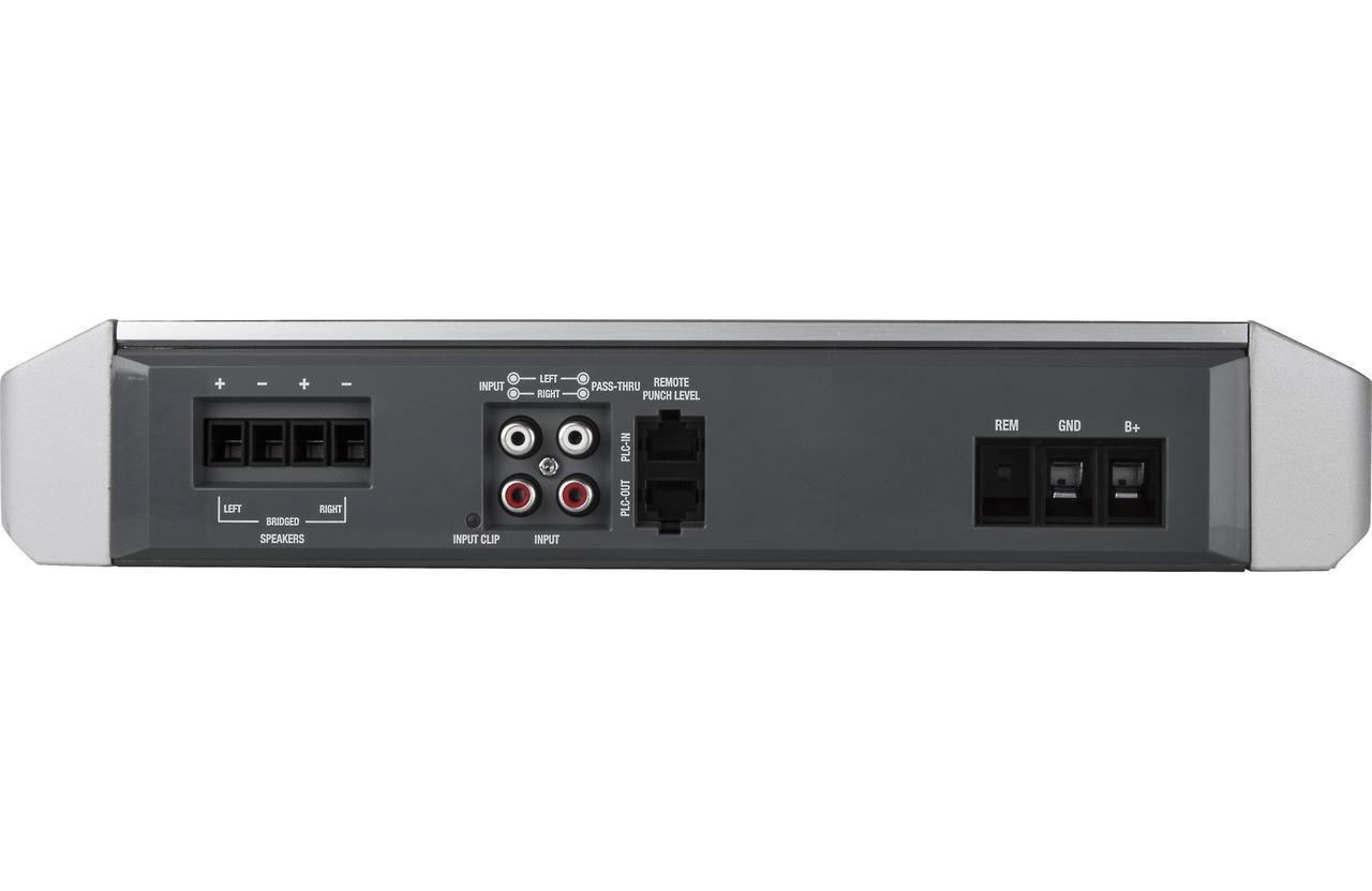 Rockford Fosgate PM500X2 Punch Marine/500 Watt 2-Channel Amplifier