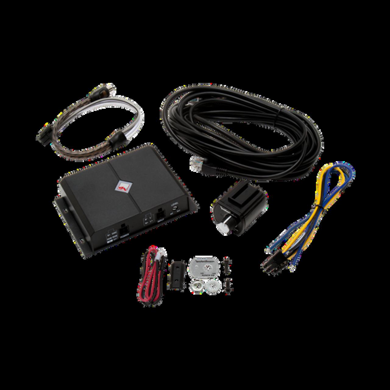 Rockford Fosgate Universal PEQ Remote & Line Driver