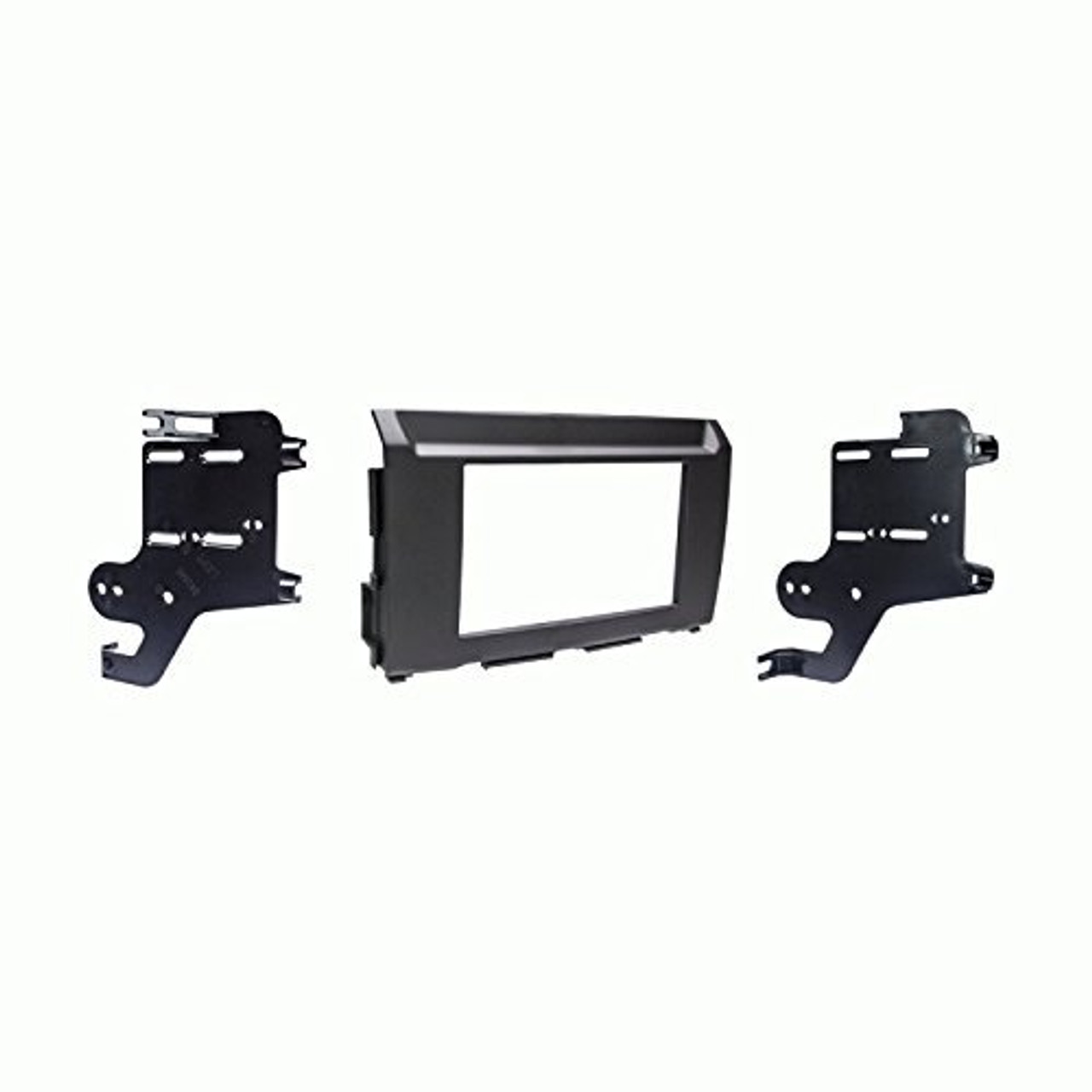 Metra95-7619 Car Stereo Installation Dash Kit for 2013-UP Nissan Frontier//Titan//Xterra, Black