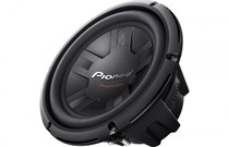 """Pioneer TS-W261S4 10"""" Champion Series 4-ohm Subwoofer"""