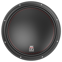 "MTX 15"" 9515-22 RMS Dual 2Ω Car Audio SubWoofer"