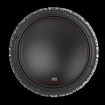 """MTX 7512-44 12"""" Dual 4Ω Car Audio Subwoofer"""