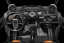 MTX RZRPOD65 PolarisS RZR Dash Mount Speaker Pods