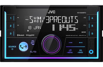 JVC KW-X830BTS Digital media receiver