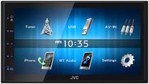 JVC KW-M24BT 2-DIN AV Receiver